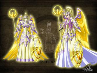 Athena Diagram by LadyHeinstein