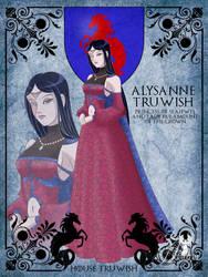 Alysanne Truewish