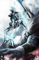 avenging winter princess by zano