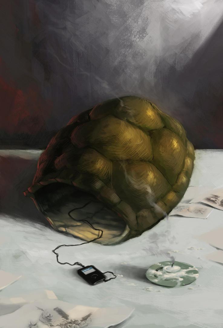 shell by zano