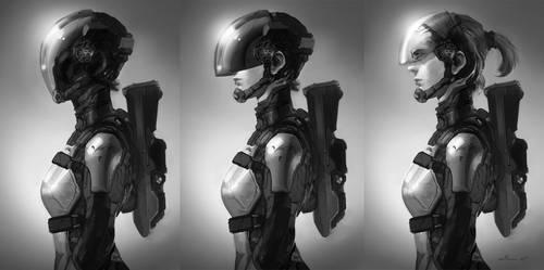 Sci fi concept - 01 by zano