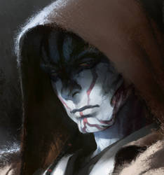 Jedi master by zano