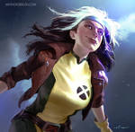 X-men: Rogue (90's version)