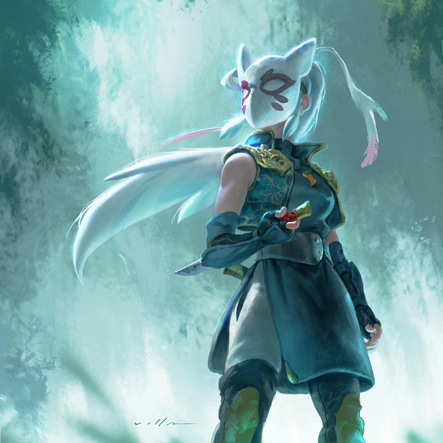 Masked Ranger by zano