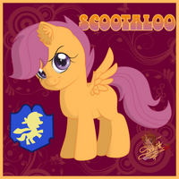 Scootaloo CMC by UniSoLeiL