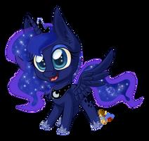 Chibi Luna by UniSoLeiL