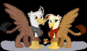 Griffins. CM by UniSoLeiL
