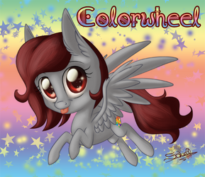 Colorwheel. AT