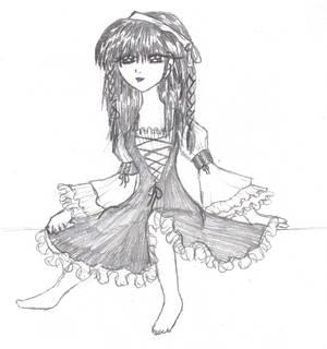 Goth Loli Girl