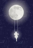 Moon Girl by RomysStuff