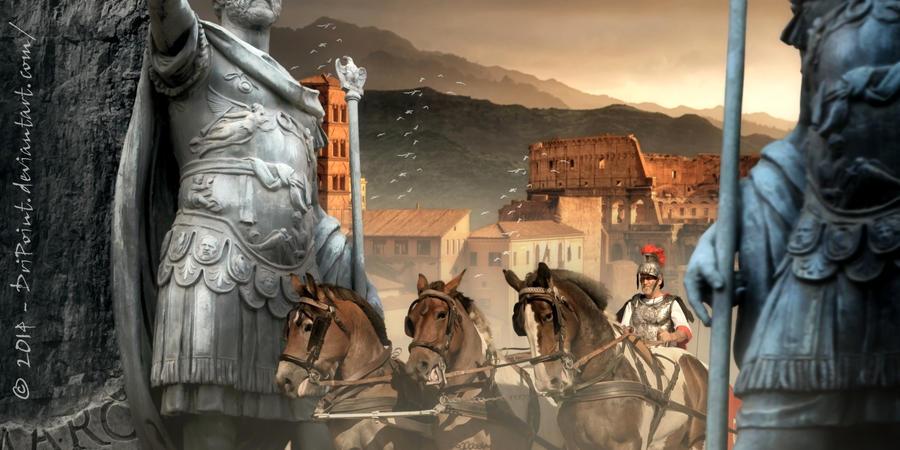 Il Generale by DriPoint