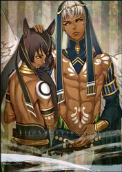 Kamigami no Asobi: Thoth + Anubis