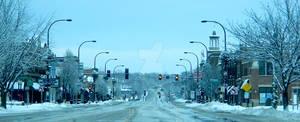 Christmas Day - Desolate Road