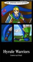 Hyrule Warriors: Trippy Scarf