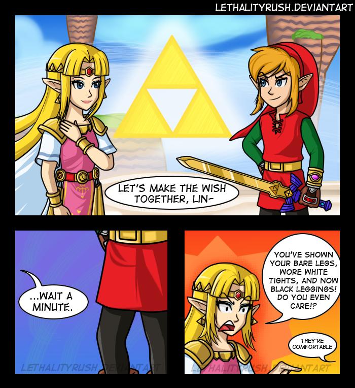 Nice Pants, Link by Lethalityrush