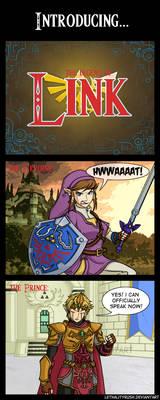 Legend of Link [Dub added]