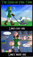 Hero of Full Time by Lethalityrush