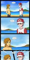 Link n' Zelda meet Red n' Blue [Comic + Comic Dub]