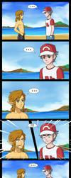 Link n' Zelda meet Red n' Blue [Comic + Comic Dub] by Lethalityrush