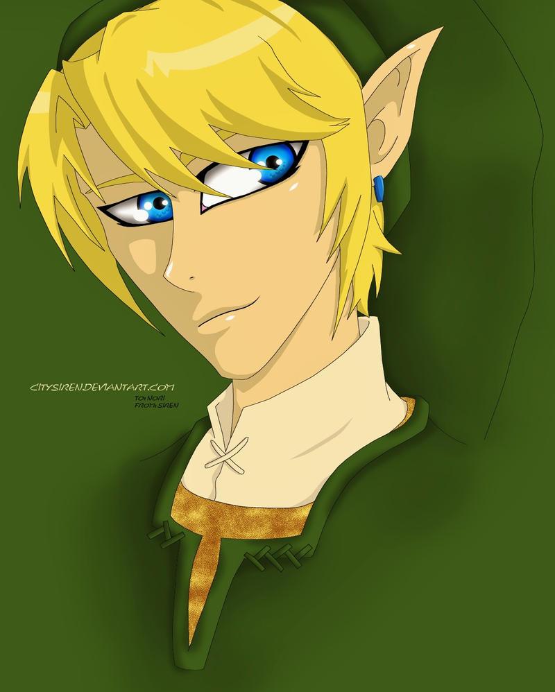 Legend of Link by CitySiren