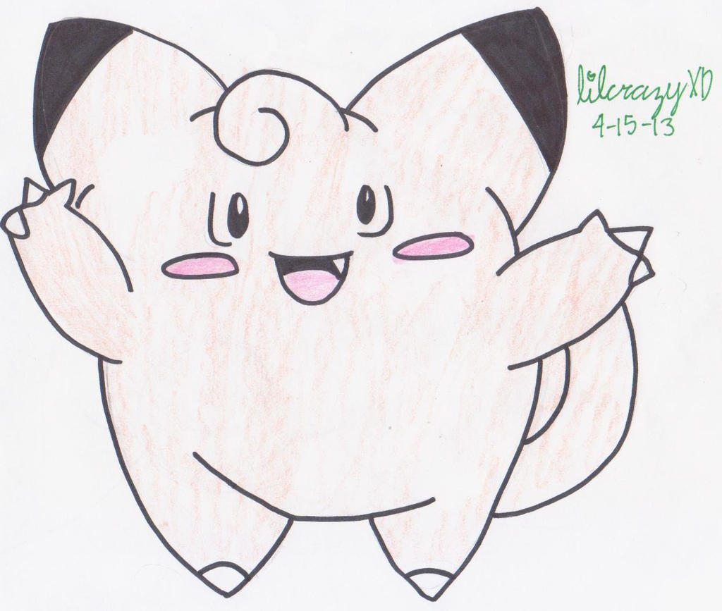Clefairy Images
