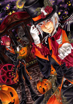 ::Trip to Hell.its halloween::