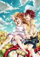 .::summer ride::. by Nami--chan