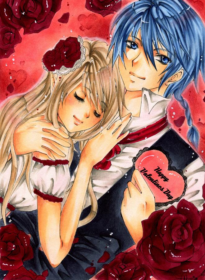 .Secret Valentine 11. by Nami--chan