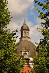 Pazaislis monastery dome, Kaunas, Lithuania