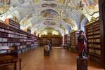 Strahov Monastery Library I, Prague by MissNightmarePhoto