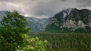 The High Tatra mountains I