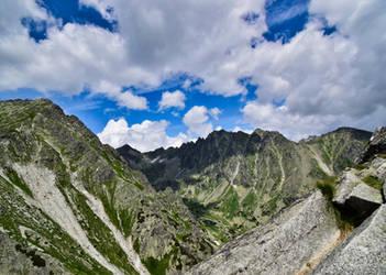 The High Tatra mountains II