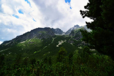 The High Tatra mountains III