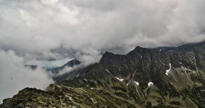 Mountains of Mordor