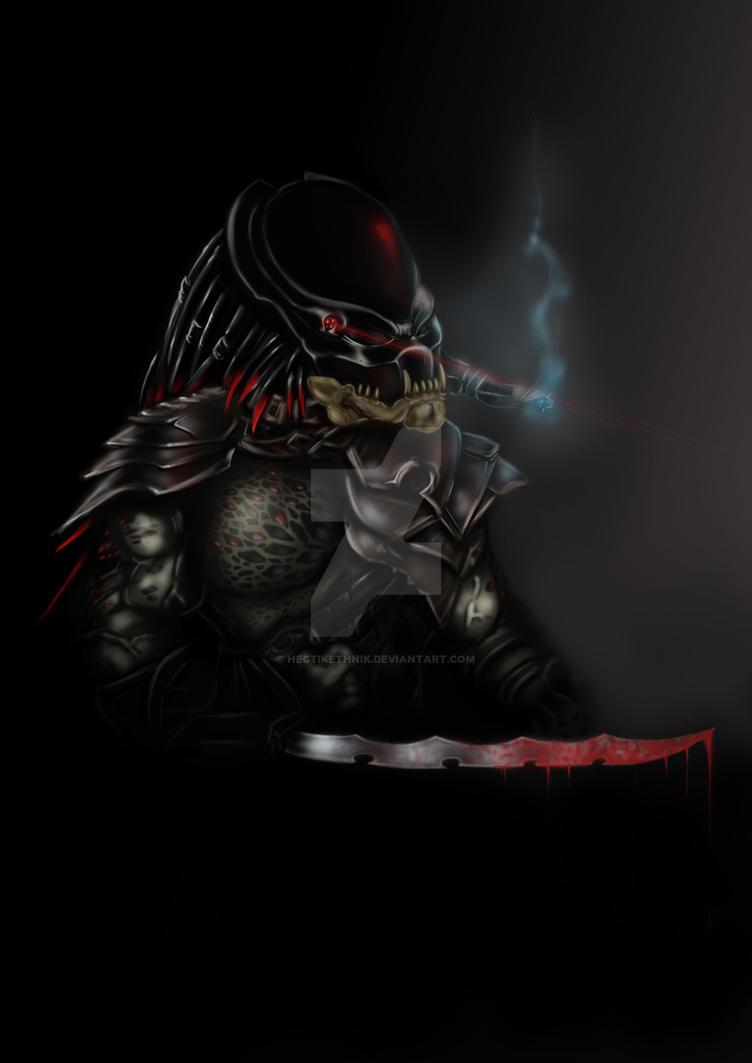 Berserker Predator by HectikEthnik on DeviantArt