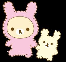 Rilakkuma Bear Things by Koala-Jenna