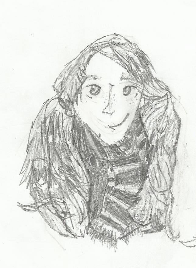 Self Portrait by freedom108