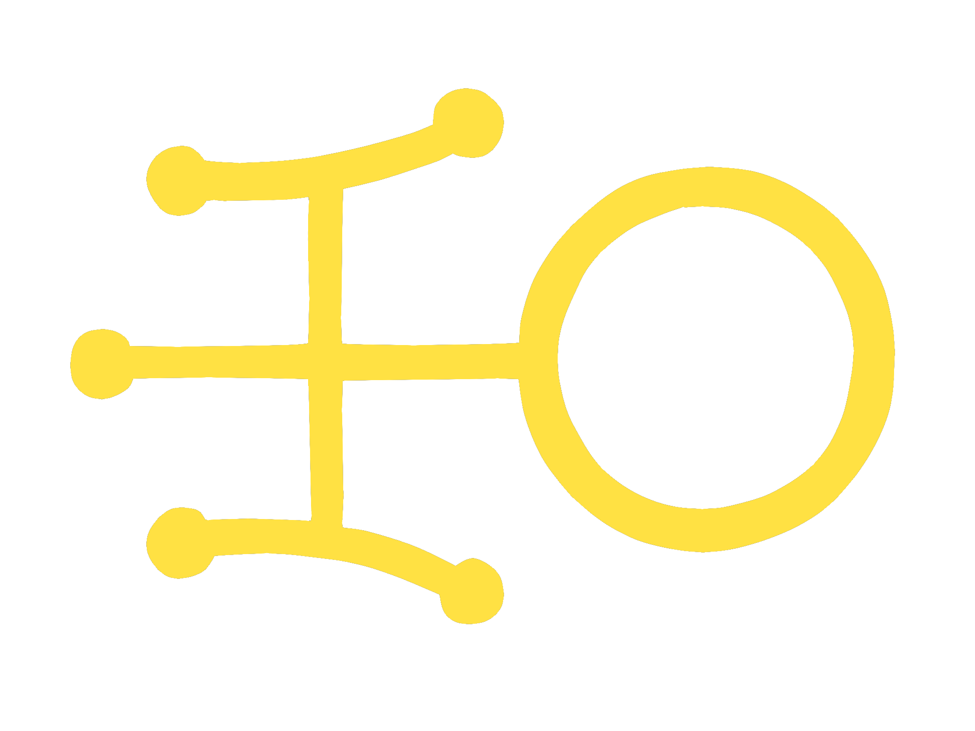 Uranus Power Symbol By Crystaliszelda On Deviantart