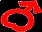 Mars Power Symbol