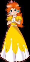 Classical Daisy by CrystalisZelda