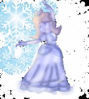 Ice Daisys by CrystalisZelda