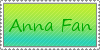 Anna Fan Stamp by A-I-T