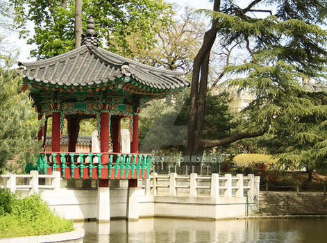 Japanese Garden - Jardin d'Acclimatation