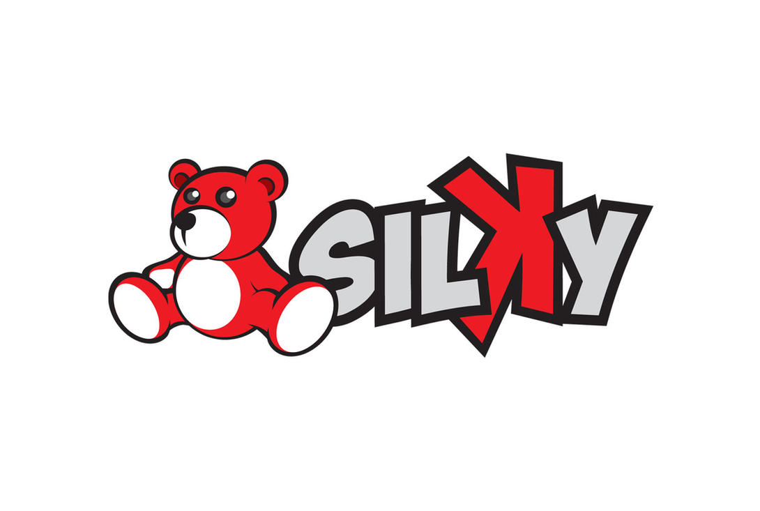 silky logo by stpp on deviantart