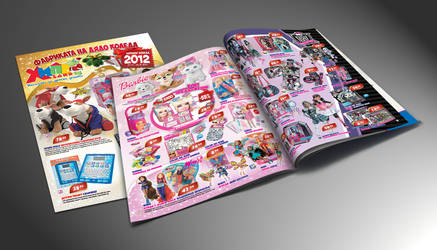 Christmass Catalogue 2012