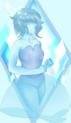 Blue Pearl Boyo by Thehushedwhispers