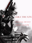 Luke the Fox I.D 2012: Arkham City Style