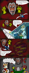 Starfox-The Wizard of Andross by Luke-the-F0x