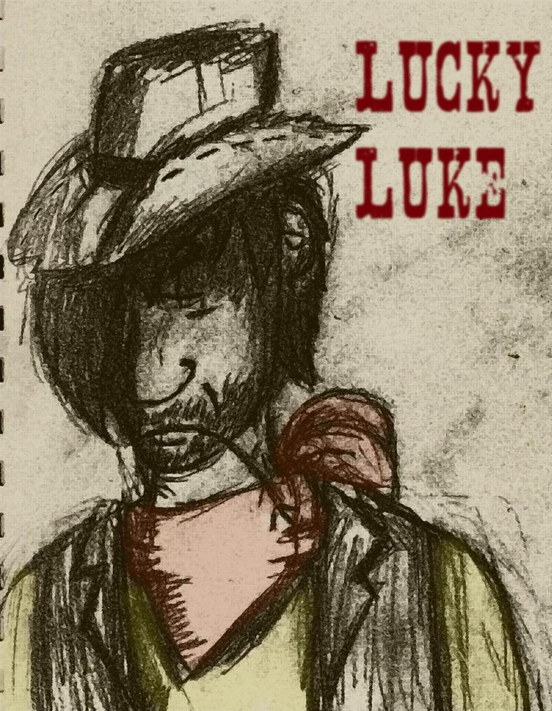 Lucky Luke by Luke-the-F0x