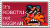 Robotnik not Eggman stamp by Luke-the-F0x